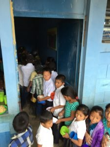 Children in Olopa Guatemala