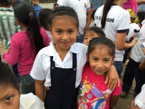 Children in Olopa, Guatemala
