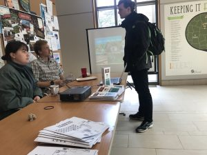 Kenyon College Students Learn About Sustainable Coffee Sourcing