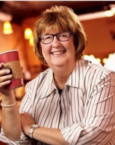 Jan Morton of the Coffee Attic
