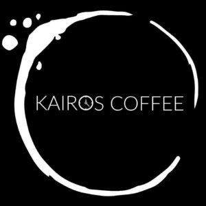 Logo of Kairos Coffee Wilmington Ohio