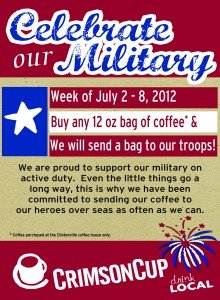 Military Celebration poster