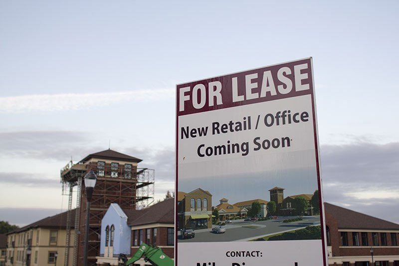 Retail space is available for lease