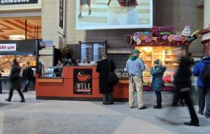 The Well Coffee House Boston South Station Massachusetts