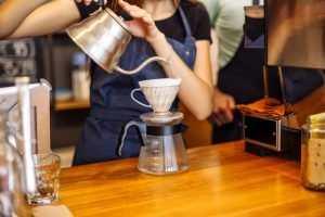 Crimson Cup coffee classes
