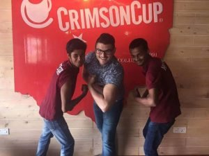 Crimson Cup Coffee House, Uttara, Dhaka, Bangladesh