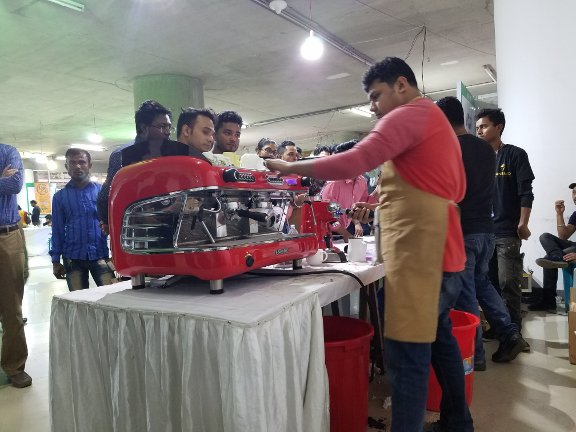 Bangladesh Barista Competition