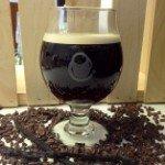 Cocoa Nib Nitro cold brew coffee Crimson Cup Coffee House Columbus Ohio