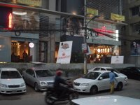Crimson Cup Coffee House Dhanmondi Dhaka Bangladesh