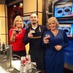 Brandon Bir of Crimson Cup Coffee & Tea demonstrates Hopped Holiday Nitro on Good Day Columbus