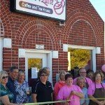 Love-A-Latte coffee and tea house Eldora, Iowa