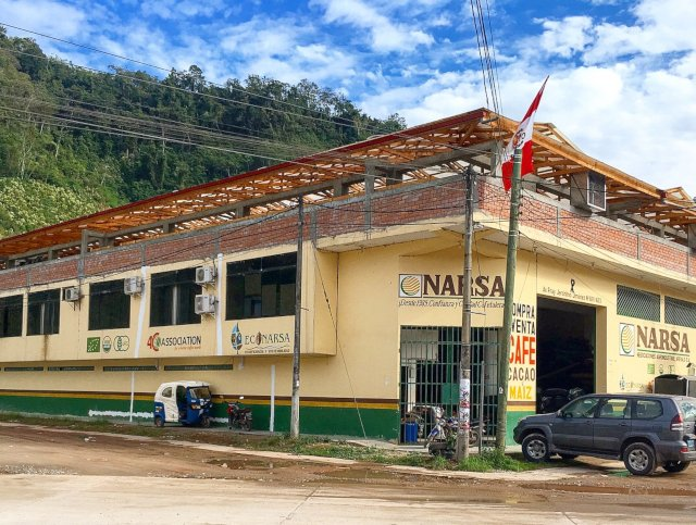 The Coffee Quality Lab at NARSA