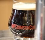 Crimson Cup Nitro Cold Brew