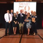 Greg Ubert of Crimson Cup Coffee & Tea wins Smart 50 Award