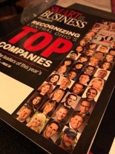 Greg Ubert Wins Smart 50 & Innovation Awards