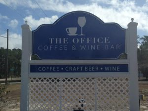 The Office Coffee & Wine Bar Southport North Carolina