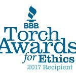 Crimson Cup wins 2017 BBB Torch Award