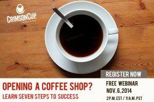Coffee Franchise Alternative Webinar