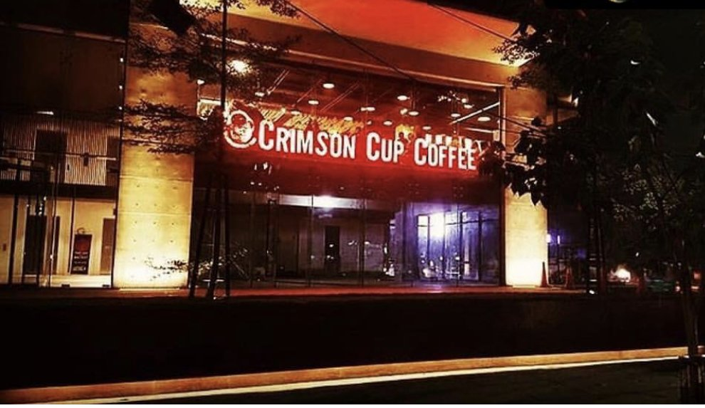 Crimson Cup Coffee House Dhamondi South in Dhaka, Bangladesh