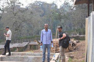 Crimson Cup visits coffee farm in Ethiopia