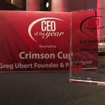 Greg Ubert CEO of the Year