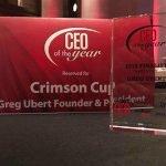 Greg Ubert CEO of the Year