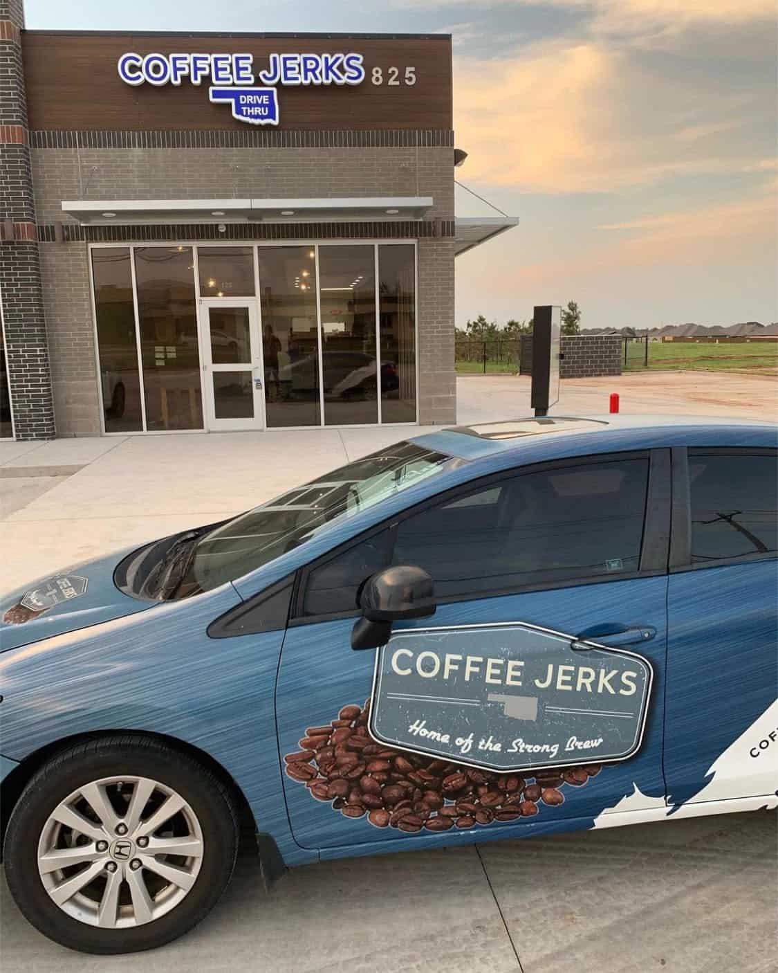 Third Coffee Jerks Location Opens in Yukon, Oklahoma