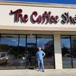 The Coffee Shelf in Chapin, SC serves Crimson Cup Coffee & Tea