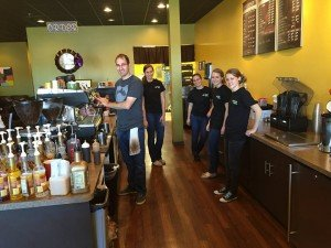 The Coffee Station at Landis Valley serves Crimson Cup Coffee & Tea