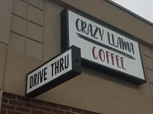 Crazy Llama Coffee in Webb City, Missouri