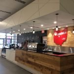 Crimson Cup Coffee Bar in Discovery Cafe in Greater Columbus Convention Center