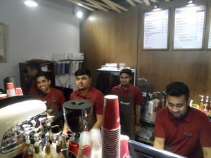 Crimson Cup Coffee House, House #275/d, Road 27, Dhanmondi, Dhaka, Bangladesh