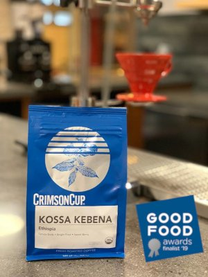 Good Food Award Finalist Ethiopian Kossa Kebena
