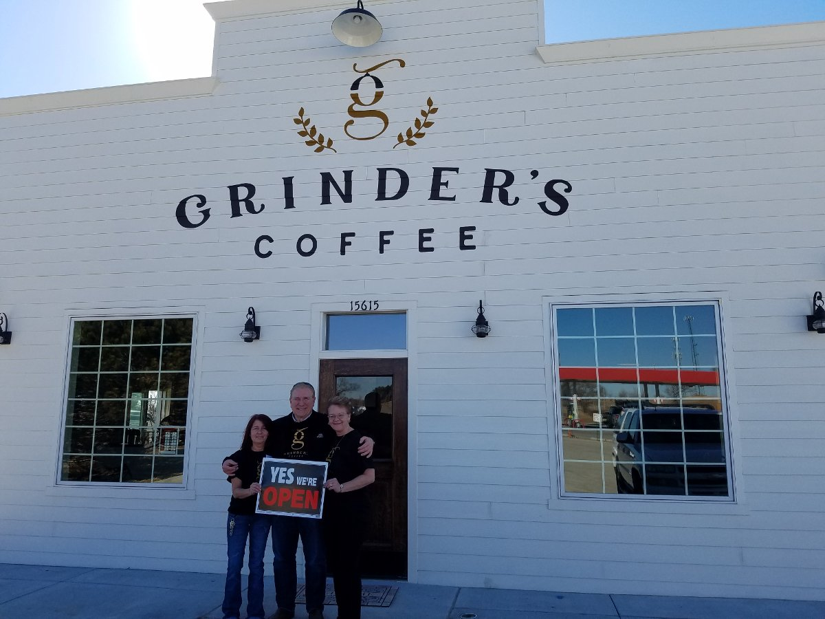 Grinder's Coffee Bennington Nebraska