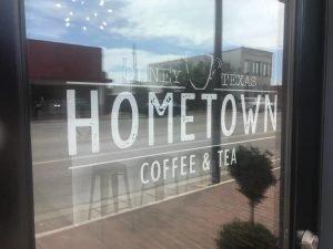 Hometown Coffee and Tea Olney Texas
