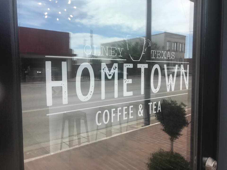 Hometown Coffee and Tea Olney Texas