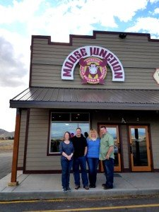 Moose Junction Coffee and Espresso in Helena Montana serves Crimson Cup Coffee and Tea