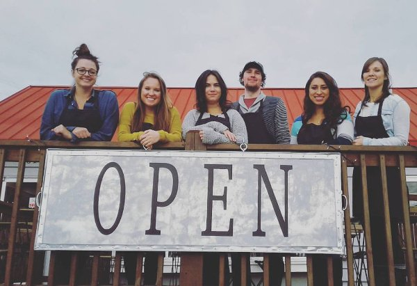 Grand Opening Open Doors Coffeehouse Johnson City Tennessee