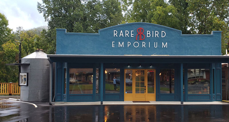 Rare Bird Emporium Murphy North Carolina