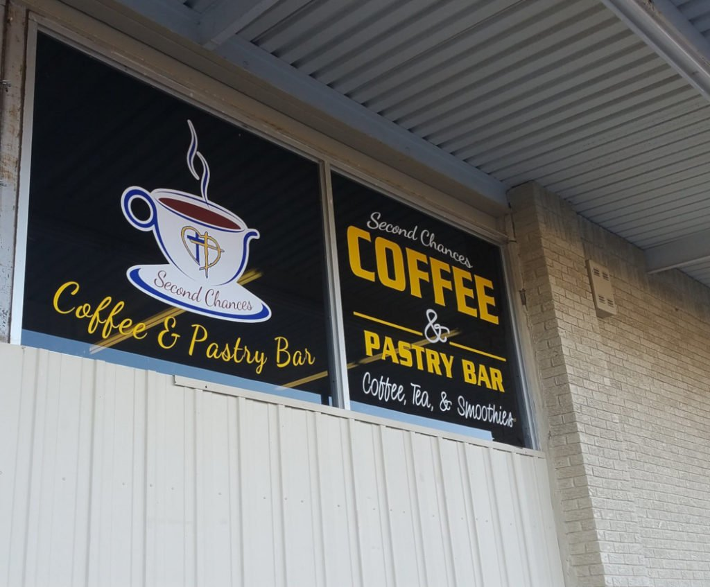 Second Chances Coffee & Pastry Bar Poteau Oklahoma