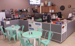 Second Chances Coffee & Pastry Bar in Poteau Oklahoma