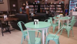 Second Chances Coffee & Pastry Bar in Poteau, Oklahoma