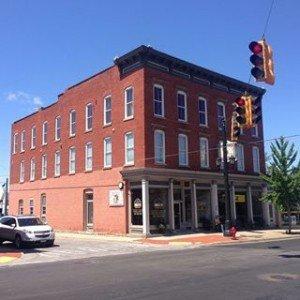 Sheri's Coffee House in Norwalk, Ohio serves Crimson Cup Coffee & Tea