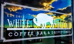 White Buffalo Coffee Bar, Altus, Oklahoma