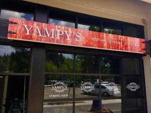 Yampy's Coffee Crepes and Cocktails Steamboat Springs Colorado