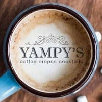 Yampy's Coffee Crepes Cocktails Steamboat Springs Colorado
