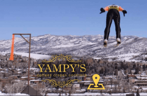 Yamp's Coffee Crepes and Cocktails in Steamboat Springs Colorado