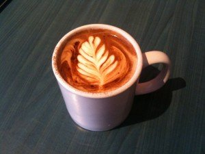 Coffee contains antioxidants