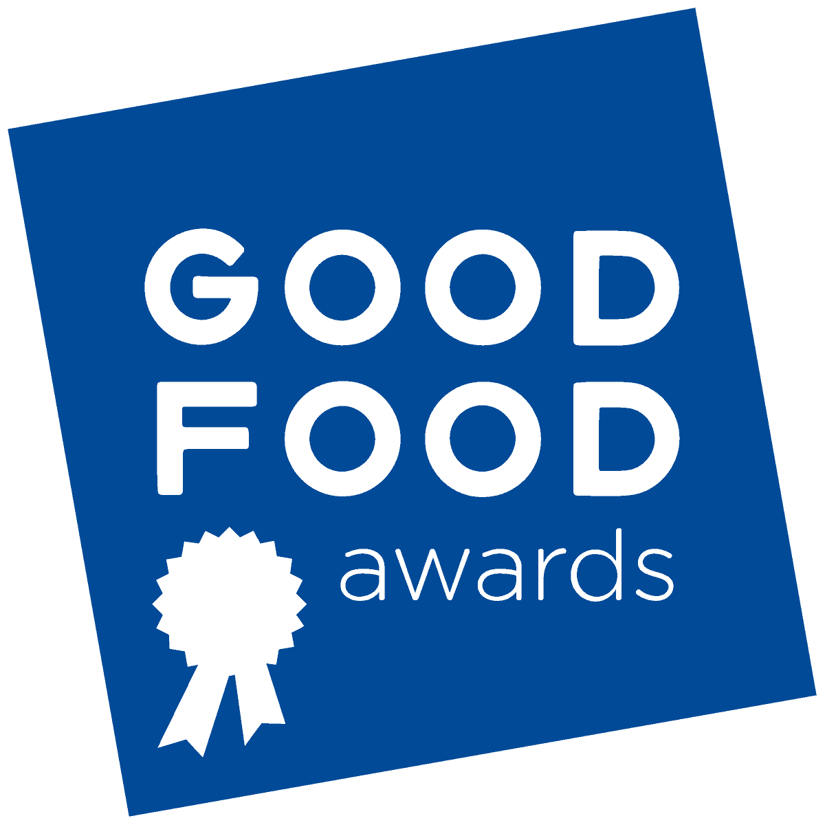 Good Food awards logo