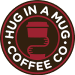 Logo of Hug in a Mug Coffee Company Valdosta Georgia
